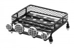 Metal Luggage Tray (with LED Light x4) - TYPE A