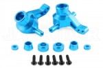 Tamiya TT-02 Aluminum Front Knuckle Arms (Light Blue)