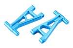 Tamiya TT-02 Aluminum Rear Upper Suspension Arm (Light Blue)